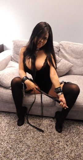Lucy Mistress Colombian